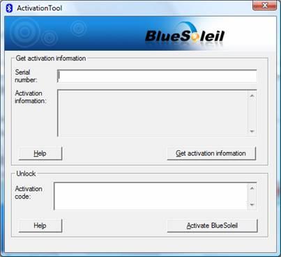 serial number bluesoleil 6.4.275