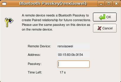 how to make bluetooth always discoverable linux